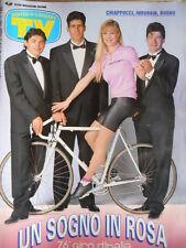 TV Sorrisi e Canzoni n°21 1993 Renato Zero Demi Moore 76 Giro d'Italia [D43]