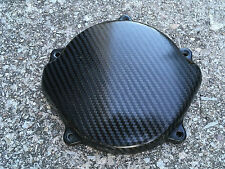 Honda Cr125 96-04 + carter frizione fibra di carbonio clutch cover carbon fiber