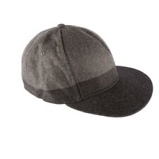 RRP €50 DIESEL Size M CHANTHAYER Wool Blend Baseball Cap - From POPPRI