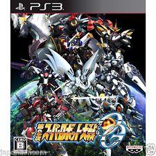Used PS3 Super Robot Wars OG 2 Taisen SONY PLAYSTATION 3 JAPAN JAPANESE IMPORT