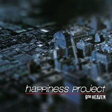 HAPPINESS Project 9th HEAVEN CD DIGIPACK 2013