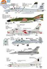 Wolfpak Decals 72-087 The Devil made me do it F-15 F-4 F-16 Eagle Phantom Falcon