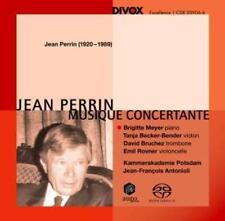 Antonioli. Jean-François-Musique concertante