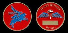British Parachute Regiment Challenge Coin