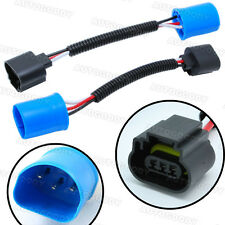 9007 To H13 Headlight Conversion Pigtail Connector Wire Harness Plug Ford Dodge
