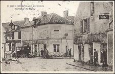 BEYNES (78) - Le Carrefour - PLAQUE MUNICIPALE MICHELIN