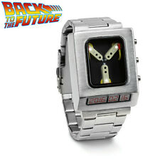 Back to the Future Flux Capacitor Watch Wristwatch Prop Replica In Stock