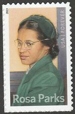 US 4742 Civil Rights Rosa Parks forever single MNH 2013
