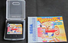 SEGA Game Gear  Desert Speedtrap