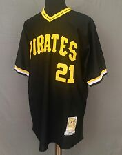 1971 Pirates Mitchell&Ness ROBERTO CLEMENTE Jersey Cooperstown Collection Sz.54