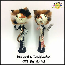 Pouncival & TumbleBrutus - CATS the Musical FaBi DaBi Doll