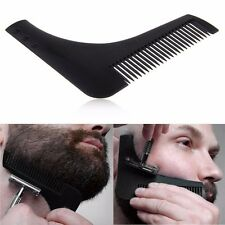 THE MAN'S WORLD - BEARD SHAPING COMB STYLING TOOL BEARD COMB