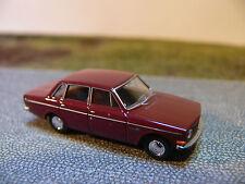 1/87 Brekina Volvo 144 vin rouge métallisé 29415