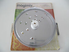 New!! Magimix 4mm Grating Disc 3000 5000 2100 3100 4100 5100 -ref 17614