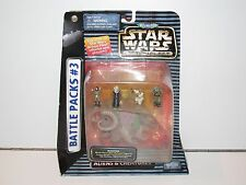 STAR WARS 1996 MICRO MACHINES BATTLE PACKS #3 BANTHA MOSC GALOOB