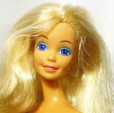 Mattel 1986 Dream Glow Barbie doll Nude