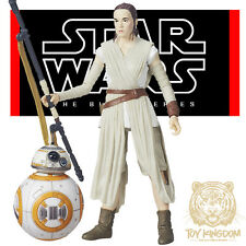 "REY & BB-8 - Star Wars Black Series 6"" The Force Awakens Figure W1 - PREORDER"