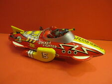 ALL ORIGINAL MARX FLASH GORDON ROCKET FIGHTER SPACE TOY 1952