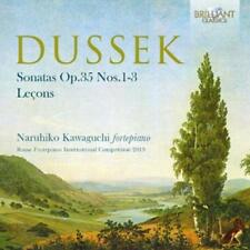 Kawaguchi,Naruhiko - Sonatas Op.35 1-3/Lecons - CD
