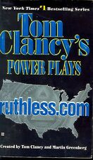 Ruthless.com 2 by Jerome Preisler, Tom Clancy and Martin Greenberg (1998, Paperb