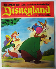  •.•  DISNEYLAND MAGAZINE AND ONCE UPON A TIME • Issue 66 • IPC