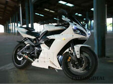 Injection Molded White Fairing Fit for Yamaha 2002 2003 YZF R1 ABS Bodywork d23
