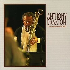 Trio (Victoriaville) 2007 - Anthony Braxton (2008, CD NEUF)