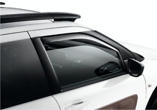 Citroen C4 Cactus Wind Deflectors Set of 2 New Genuine 1611384980