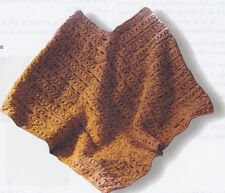Crochet Pattern ~ LADIES FOR A LARK PONCHO ~ Instructions