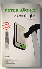 PETER JÄCKEL HD Glass Glas Protector Display Schutz Folie HTC Desire 626