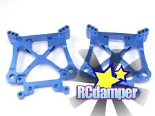 ALUMINUM FRONT & REAR SHOCK TOWER B HPI 1/8 SAVAGE X XL FLUX ALLOY  DAMPER PLATE