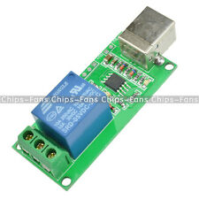 5V USB Relay 1 Channel Programmable Computer Control For Smart Home CF
