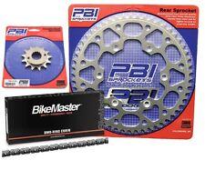 PBI OR 16-43 Chain/Sprocket Kit for Kawasaki KL 650 KLR 1996-2013