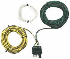 NEW HOPKINS 48245 FLAT Y-HARNESS TRAILER LIGHT 4 WIRE CONNECTOR KIT 8949398