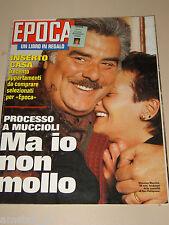 EPOCA=1993/2215=VINCENZO MUCCIOLI=NUSCO=ALBERTO SORDI=FEDERICO FELLINI=