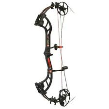New 2015 PSE Bow Madness 30 Compound Bow 70# Right Hand Black
