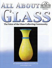 All About Glass 12-1: Reading Craquelle-Clevenger Bros.-Harrach salt shakers