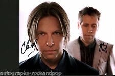 Johnny Hates Jazz signed autograph UACC AFTAL