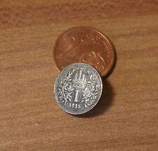 alter Münzknopf von Union Metall mit Öse Jahr 1815 Größe D=18mm (O2)