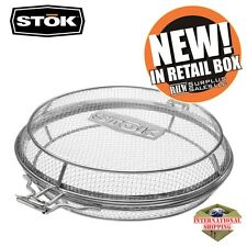 STOK SIS3050T Stainless Steel Grilling Basket Insert