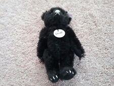 STEIFF Edición Limitada Alpaca Oso Negro 2009 10cm