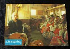 THE BIG BLUE lobby card  #7 ROSANNA ARQUETTE, LUC BESSON