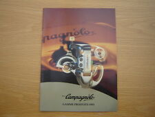 CAMPAGNOLO 1993 PRODUCT RANGE CATALOGUE (FRENCH)
