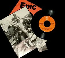 """WET WILLIE """"MAKE YOU FEEL LOVE AGAIN/Let It Shine"""" EPIC 50528 (1977) 45/PROMO AD"""