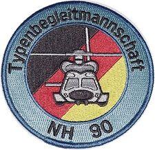 Ricamate patch NH 90 typenbegleitmannschaft... a4991