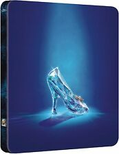 Cinderella - Zavvi Exclusive Limited Edition Steelbook Blu-ray Region Free