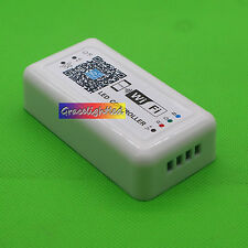 WIFI RGB DC12-24V 12A MINI LED Controller,Smart Dimmer For iPhone and Android