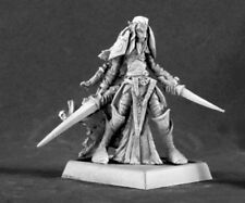 Dark Elf Warrior 14570 - Warlord - Reaper Miniatures D&D Wargames Fighter Elves