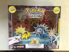 New Pokemon Diamond And Pearl Battle Arena Scene Playset Exclusive Medicham