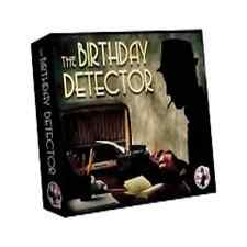 Birthday Detector By Chris Hare